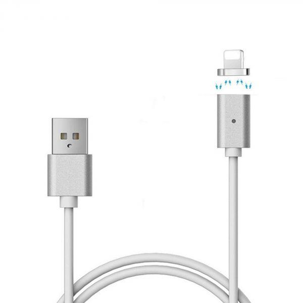 Câble Magnétique + Embout aimanté iPhone - iPad - iPod