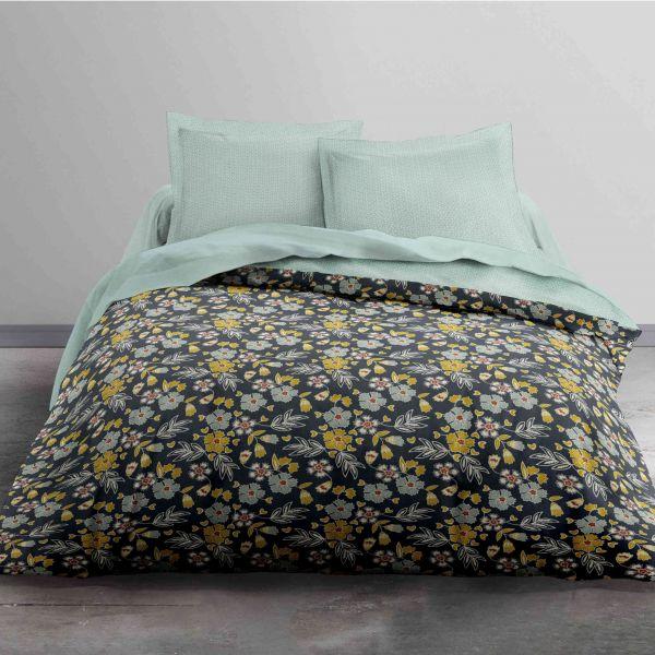 Parure de lit Today Sunshine Flowers 100% coton