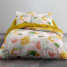 Parure de lit Today Sunshine Nanas 100% coton