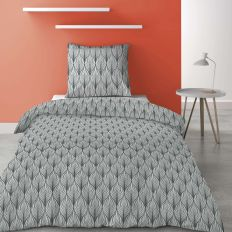 Parure de lit - Housse de couette 100% Polyester 60 gsm Mucha