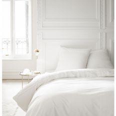 Parure de lit - Housse de couette 100% Percale de Coton Chantilly