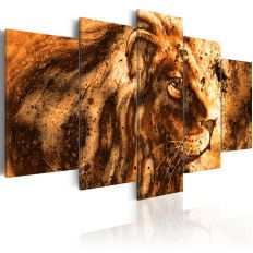 Tableau Beautiful Lion