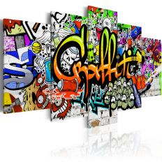 Tableau Artistic Graffiti