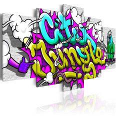 Tableau City Jungle