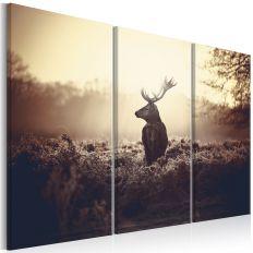 Tableau Lurking Deer I