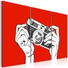 Tableau A photographer