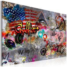 Tableau American Graffiti