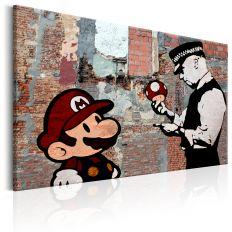 Tableau Banksy One Last Time