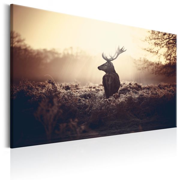 Tableau Lurking Deer