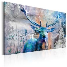 Tableau Blue Deer
