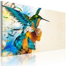 Tableau Bird's music