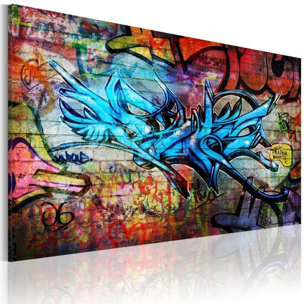 Tableau Anonymous graffiti
