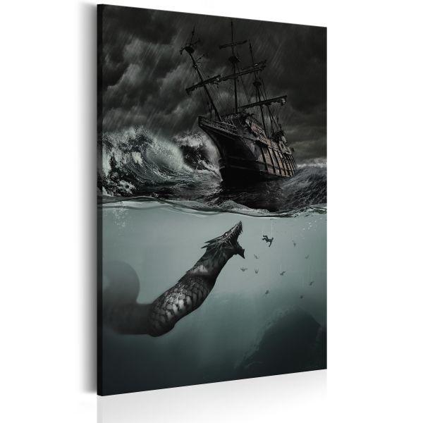 Tableau Secrets de l'océan