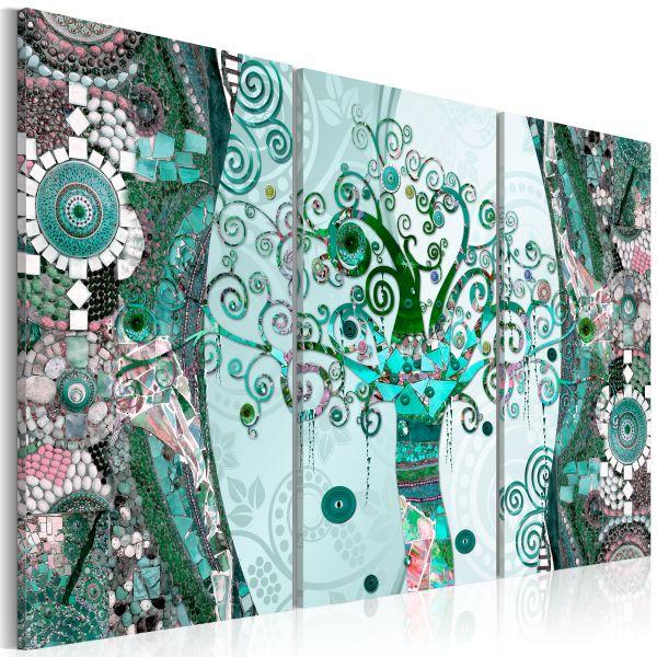 Tableau Emerald Tree