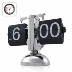 Horloge rétro flip AM/PM