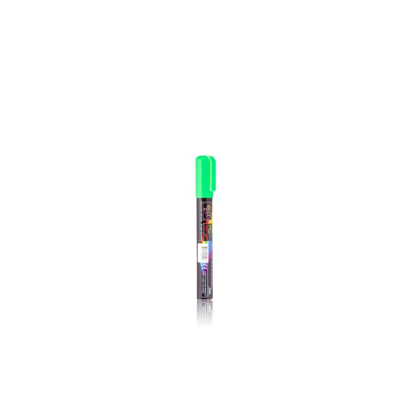 Stylo fluorescent vert pour tableau LED