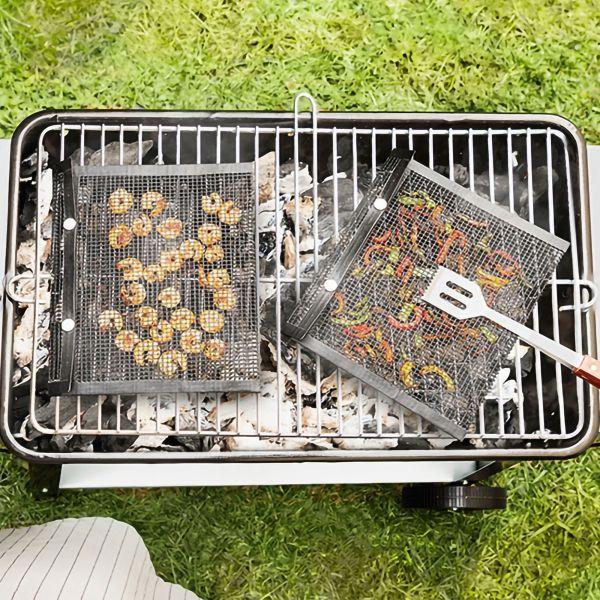 Sac de cuisson au barbecue x2