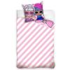Parure de lit enfant LOL Surprise avec paillettes 100% coton 140x200 cm