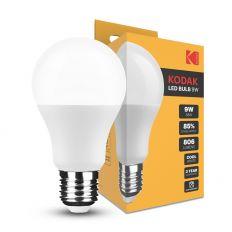 Ampoule LED Kodak Max Globe A60 9W E27 270° 4000K (806 lumen)