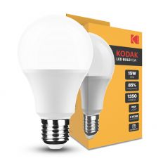 Ampoule LED Kodak Max Globe A65 15W E27 270° 6000K (1350 lumen)