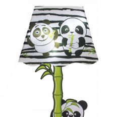 Sticker veilleuse Panda à LED