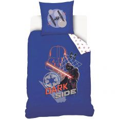 Parure de lit Star Wars - Dark Side 100% coton 140x200 cm