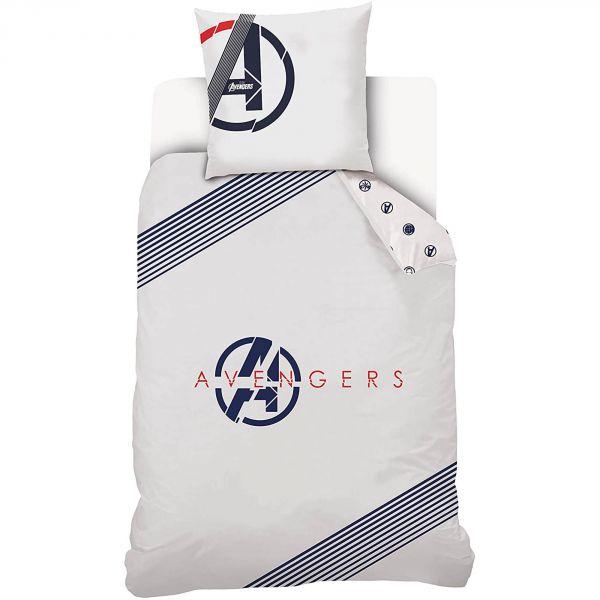Parure de lit Avengers - Assemblée 100% coton 140x200 cm