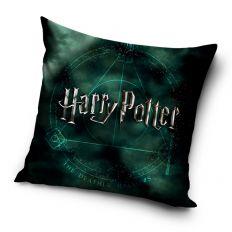 Coussin Harry Potter 40x40 cm - les Reliques de la Mort