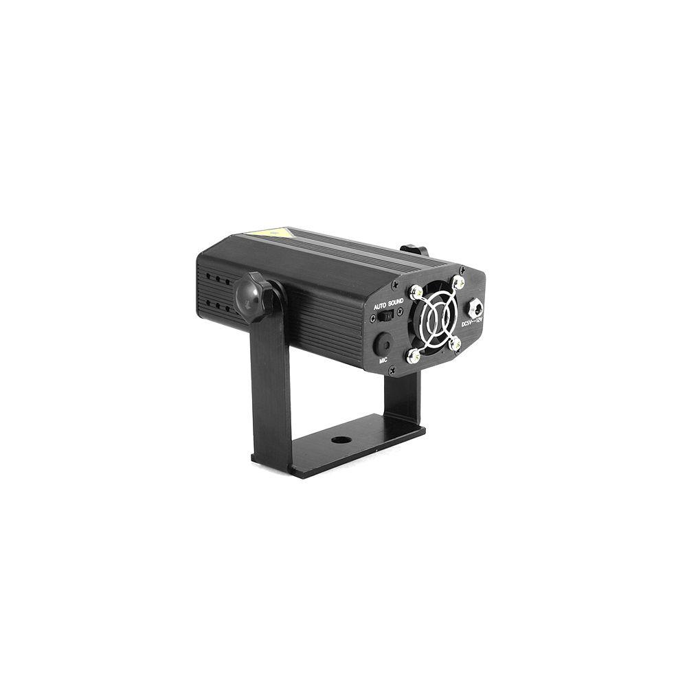 Projecteur laser projecteur laser activation par le son for Laser projecteur