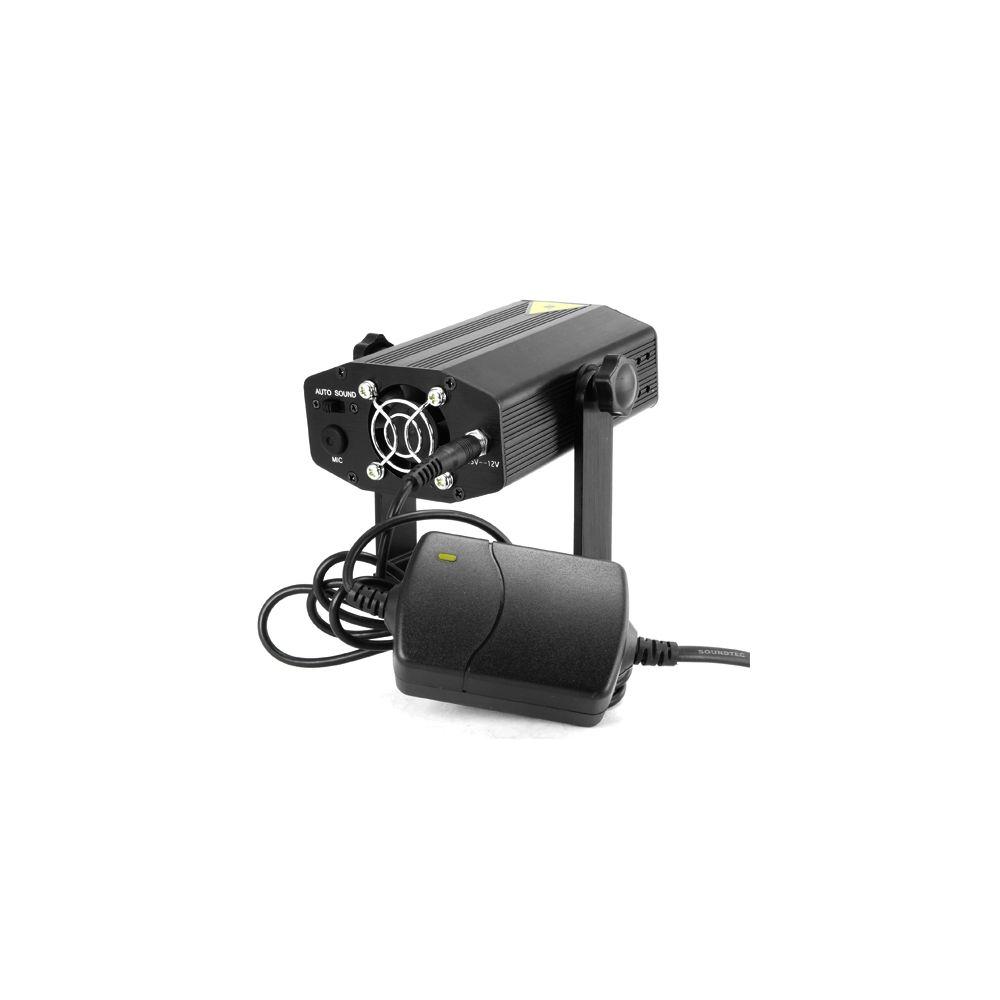 projecteur laser projecteur laser activation par le son. Black Bedroom Furniture Sets. Home Design Ideas