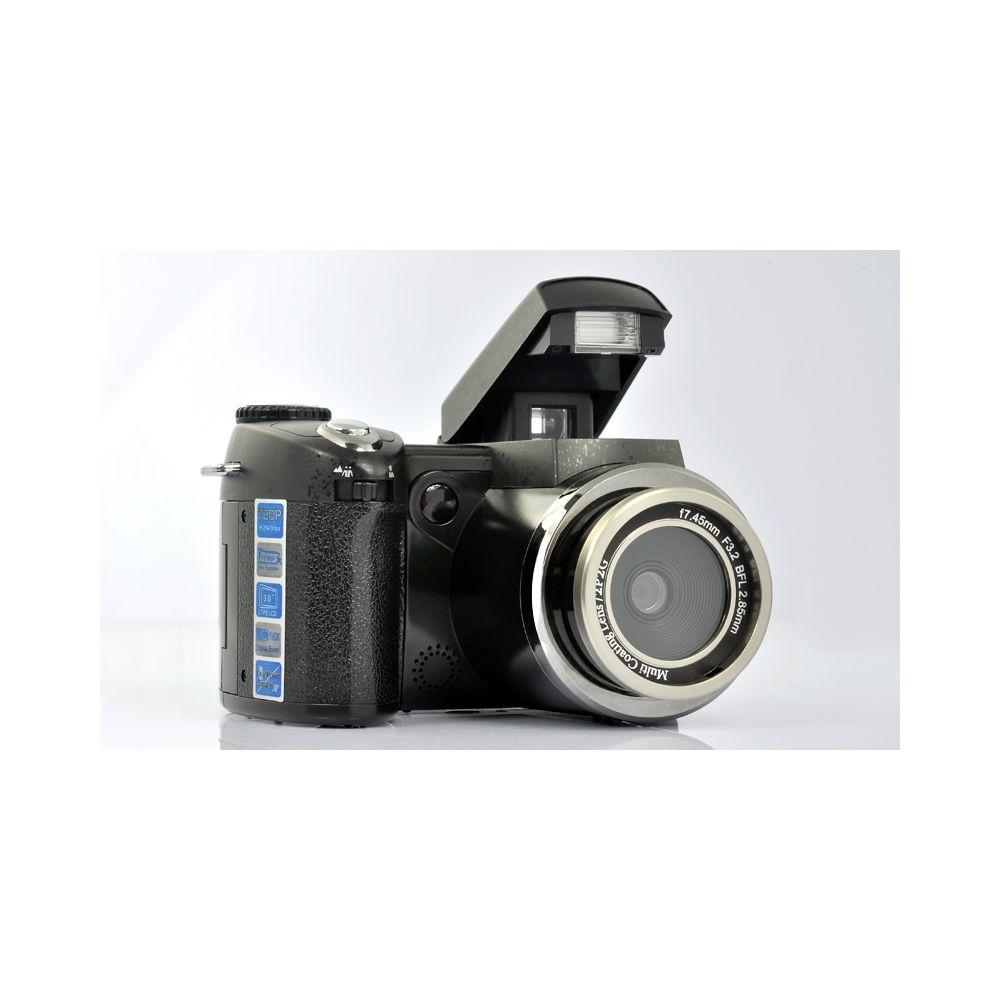 appareil photo num rique 5mp hd 720p zoom 16x grand angle pas cher. Black Bedroom Furniture Sets. Home Design Ideas