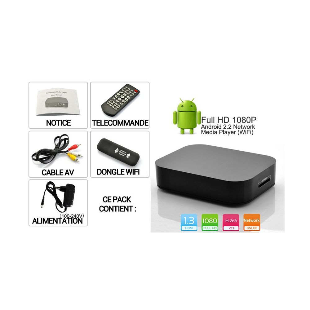 Android Media Center