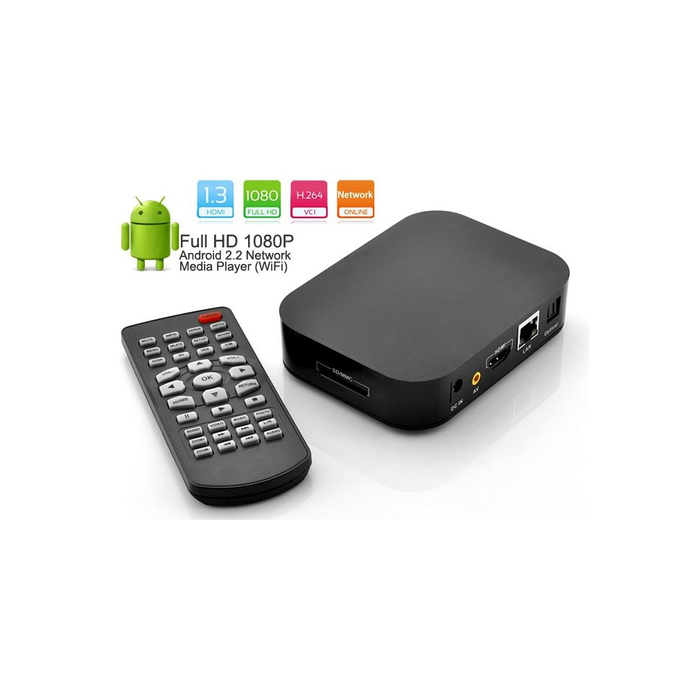 android tv achat box android m dia center 1080p wifi hdmi pas cher. Black Bedroom Furniture Sets. Home Design Ideas