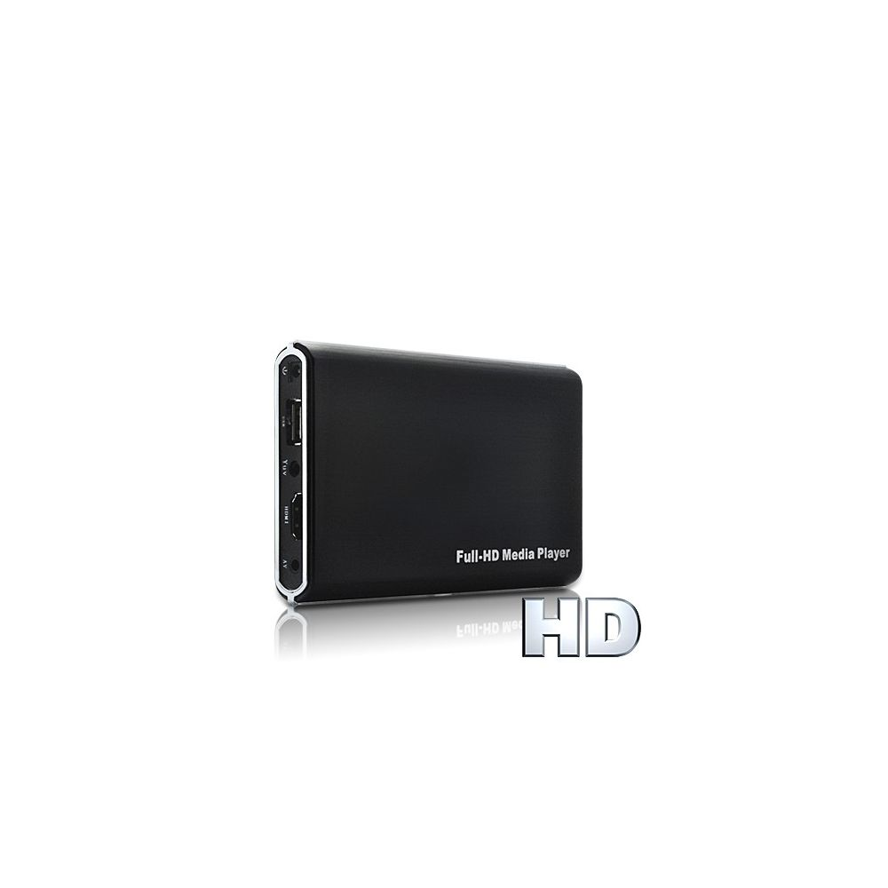 box multim dia achat vente boitier multim dia 1080p. Black Bedroom Furniture Sets. Home Design Ideas