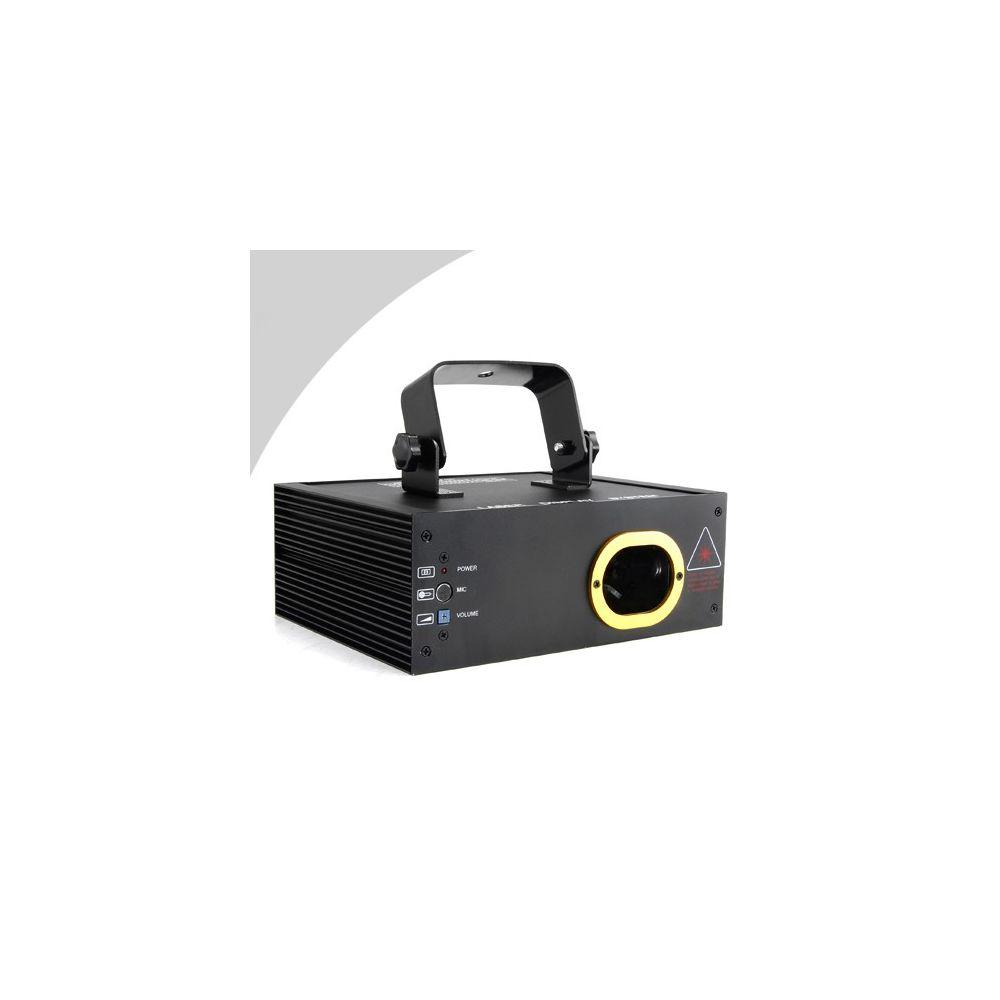 son dj projecteur laser violet 100mw avec d tecteur son. Black Bedroom Furniture Sets. Home Design Ideas