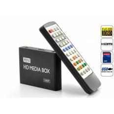 Mini boitier multimédia 1080P, HDMI, USB, SD, AV