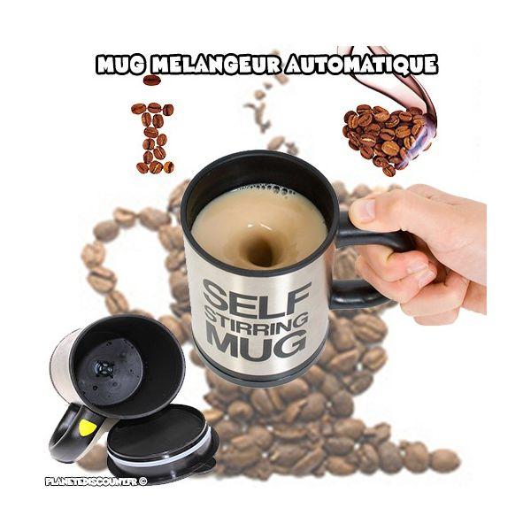 Mug Tasse Mélangeur Automatique