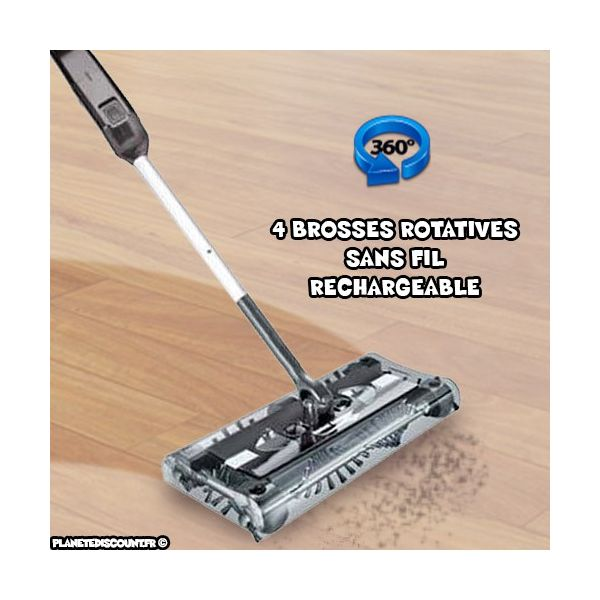 Balai Électrique Magic Sweeper