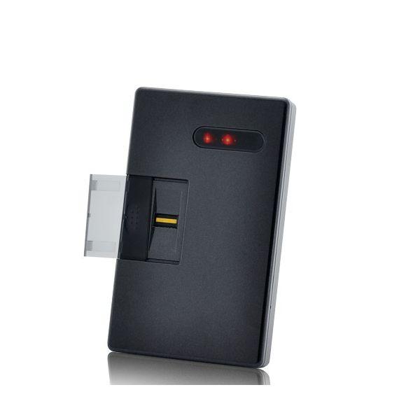 "Boitier HDD 2,5"" Sata et verrouillage par emprunte digitale"