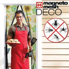 Rideau Magnétique Anti Insectes Mesh