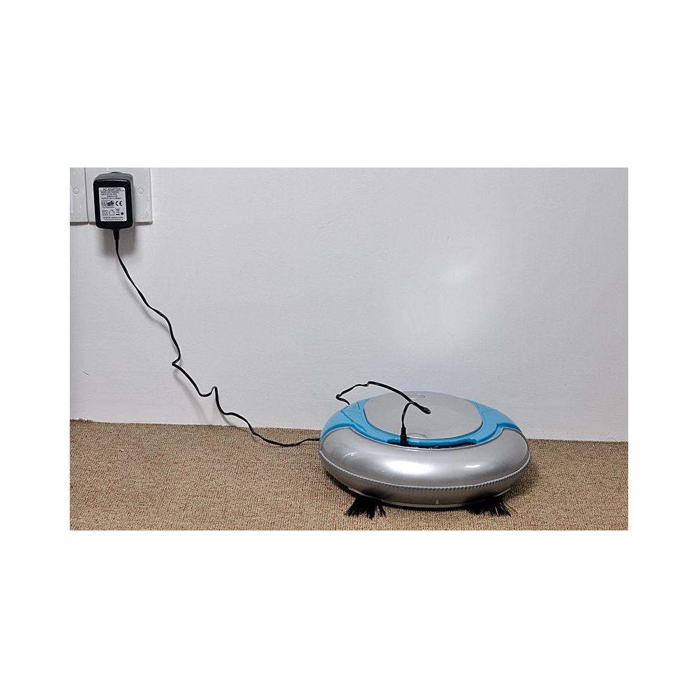 robot aspirateur robot aspirateur 4 modes nettoyage. Black Bedroom Furniture Sets. Home Design Ideas