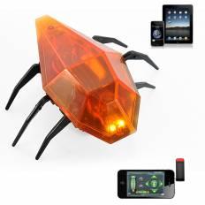 Mini robot cafard RC compatible iPhone - iPad - iPod