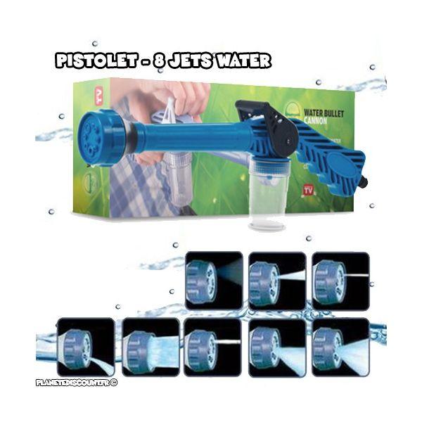 Pistolet à Pression d'Eau EZ Jet Water Cannon