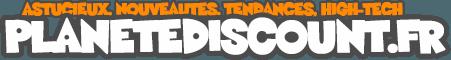 Logo Planete Discount