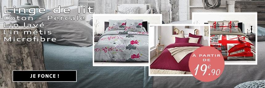 linge de lit cadeaux originaux gadgets f te petits. Black Bedroom Furniture Sets. Home Design Ideas